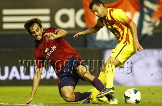 Osasuna-Barça 2